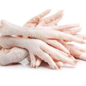 Raw Chicken Feet For Dogs 1kg