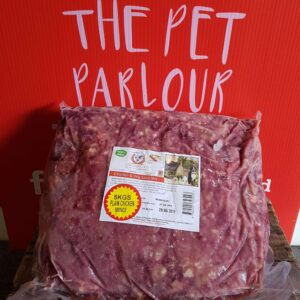 Approved Raw Plain Chicken Mince 5kg