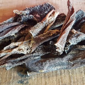 Natural Dog Chews Raw Lamb Tripe