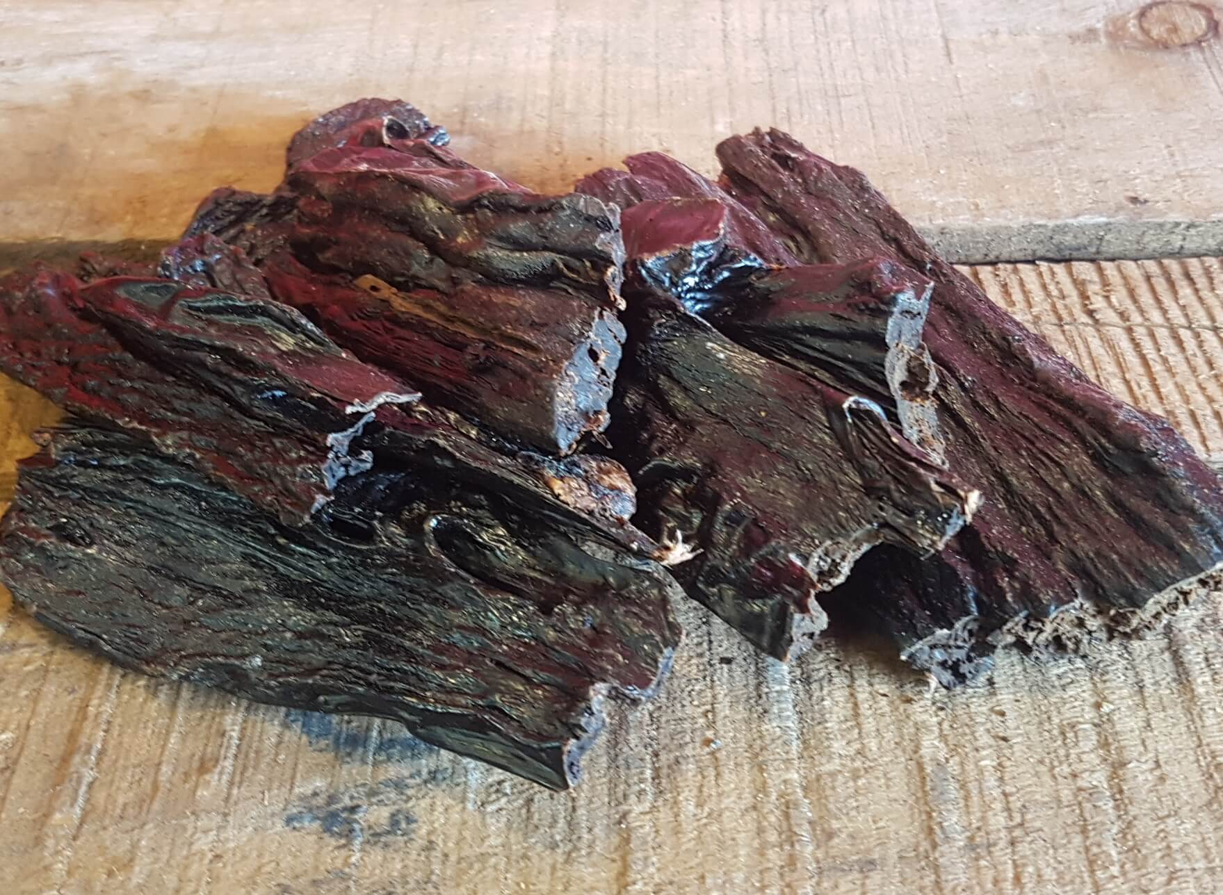 Natural Dog Chews Raw Beef Liver