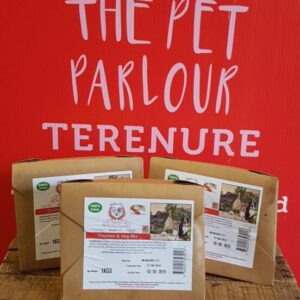 Approved Raw Chicken & Veg Complete 1kg The Pet Parlour Terenure