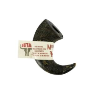 Buffalo Horn 100% Natural Dog Chew