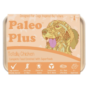 Paleo Plus Totally Chicken 500g, Raw Dog Food The Pet Parlour Terenure