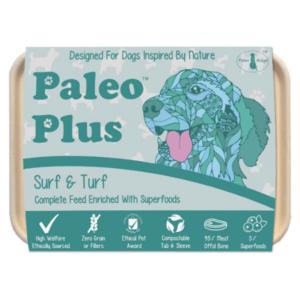 Paleo Plus - Surf & Turf 500g, Raw Dog Food, Paleo Ridge, The Pet Parlour Terenure