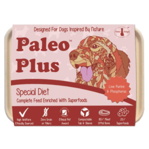 Paleo Plus - Special Diet 500g, Raw Dog Food, Paleo Ridge, The Pet Parlour Terenure