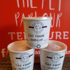 Approved Raw Chicken & Liver Cat Complete 500g