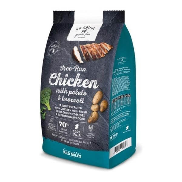 go native chicken dog food The Pet Parlour Pet Food & Accessory Store