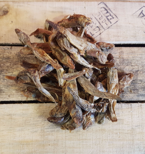 Natural Dried Sprat Fish Dog Treats