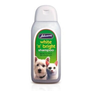 Johnsons White N Bright Cat Shampoo The Pet Parlour Terenure Dublin