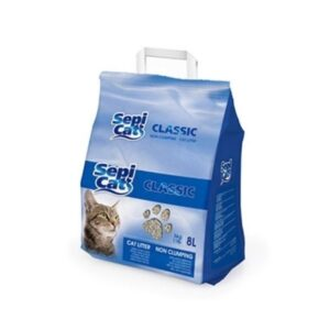 Sepicat Non-Clumping Cat Litter from The Pet Parlour Dublin Pet Shop