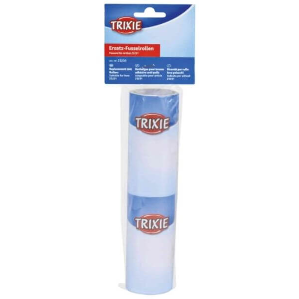 Trixie Lint Roller Refills Replacement From the pet parlour dublin