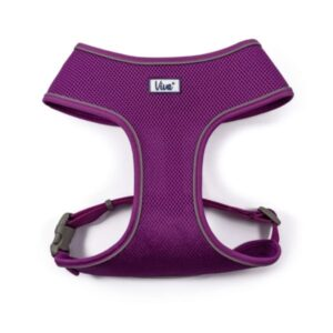 Ancol Mesh Comfort Dog Harness Purple