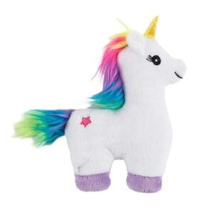 Ancol Small Fluffy Unicorn Dog Toy The Pet Parlour Dublin
