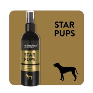 Animology Star Pups Dog Shampoo Spray From The Pet Parlour Dublin