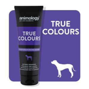 Animology True Colours Dog Shampoo From The Pet Parlour Dublin