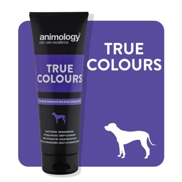 Animology True Colours Dog Shampoo From The Pet Parlour Dublin