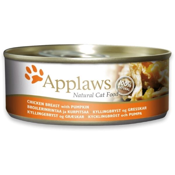 Applaws Chicken & Pumpkin Cat Food From The Pet Parlour Dublin