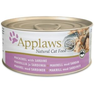 Applaws Mackerel With Sardines Grain Free Cat Food from The Pet parlour Dublin