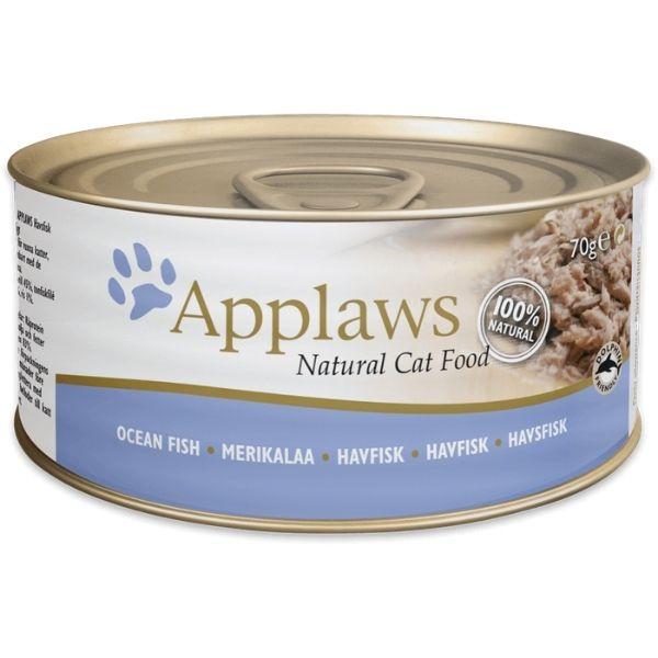 Applaws Ocean Fish Cat Food From the Pet Parlour Dublin