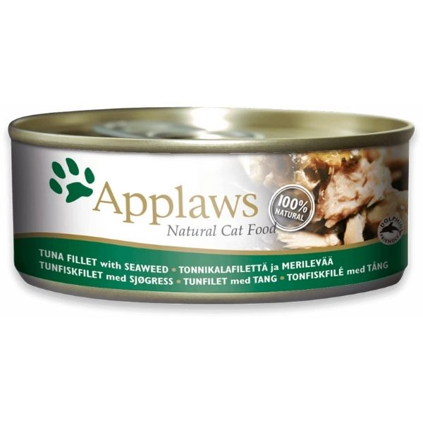 Applaws Tuna with Seaweed Cat Food From the Pet Parlour Dublin