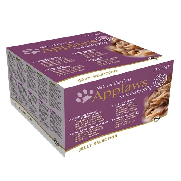 Applaws Multipack In Jelly Cat Food From The Pet Parlour Dublin