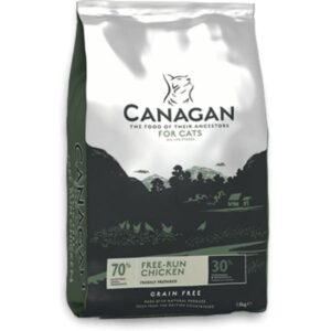 Canagan Cat Free Run Chicken, Dry Cat Food from he Pet Parlour Terenure