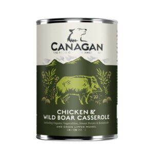 Canagan Chicken & Wild Boar Casserole Can Wet Dog Food The Pet Parlour Dublin