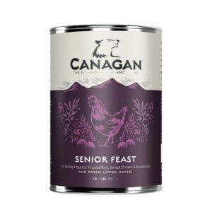Canagan Senior Feast Can Wet Dog Food The Pet Parlour Dublin