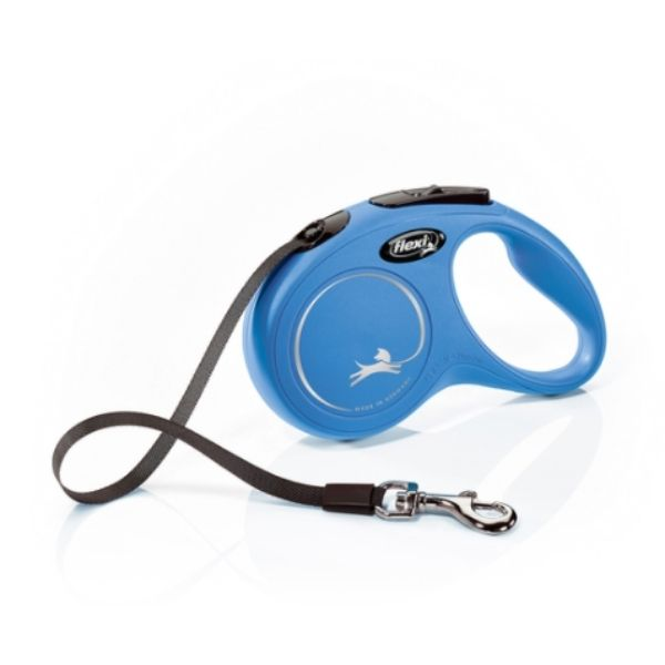Flexi Dog Lead New Classic Style tape small From The Pet Parlour Dublin