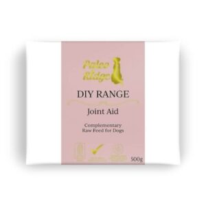 Paleo Ridge Joint Aid Raw Dog Food from The Pet Parlour Dublin
