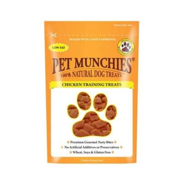 Pet Munchies Chicken Training Treats The Pet Parlour Dublin
