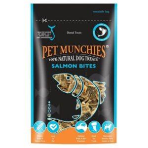 Pet Munchies Salmon Bites from The Pet Parlour Dublin