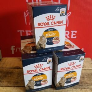 Royal Canin Intense Beauty in Gravy x 12, Wet Cat Food, Royal Canin, The Pet Parlour Terenure Dublin