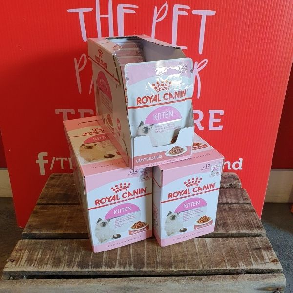 Royal Canin Kitten Food Pouches
