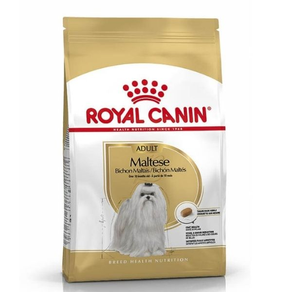 Royal Canin Maltese/Bichon Maltais Dry Dog Food from The Pet Parlour Dublin