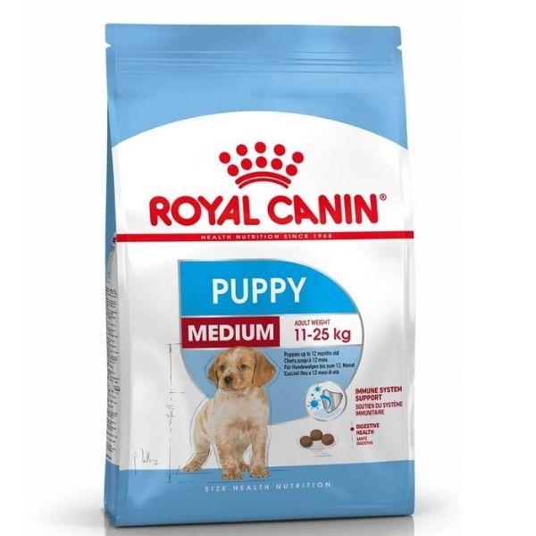 Royal Canin Medium Puppy Dry Dog Food Pet Parlour Dublin