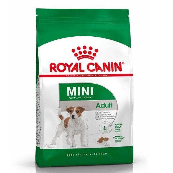 Royal Canin Mini Adult Dry Dog Food The Pet Parlour Dublin