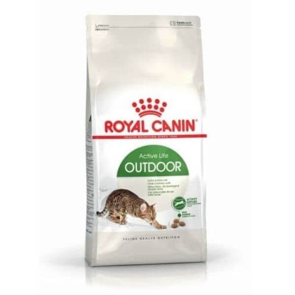 Royal Canin Outdoor Cat Food From The Pet Parlour Dublin