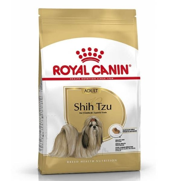 Shih Tzu Adult Dry Dog Food from The Pet Parlour Ireland