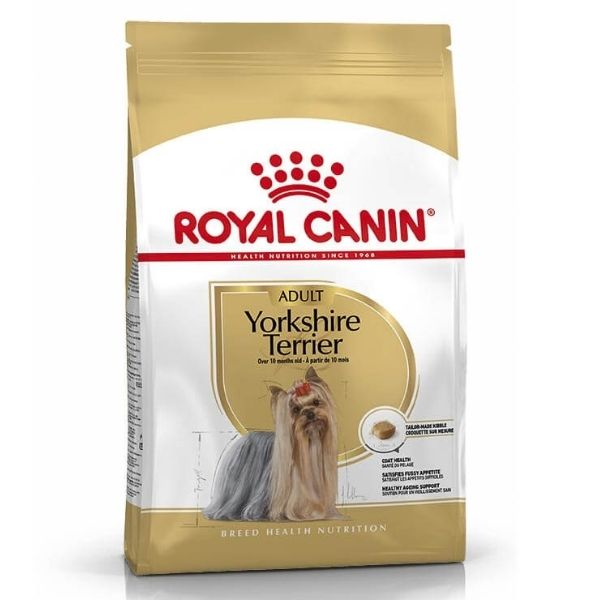 Yorkshire Terrier Adult Dry Dog Food The Pet Parlour Dublin