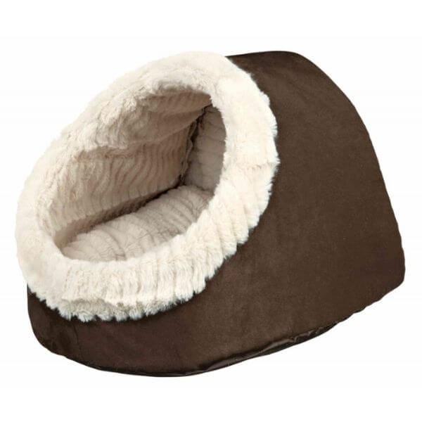 Trixie 'Timur' Cuddly Cave Bed from the pet parlour dublin