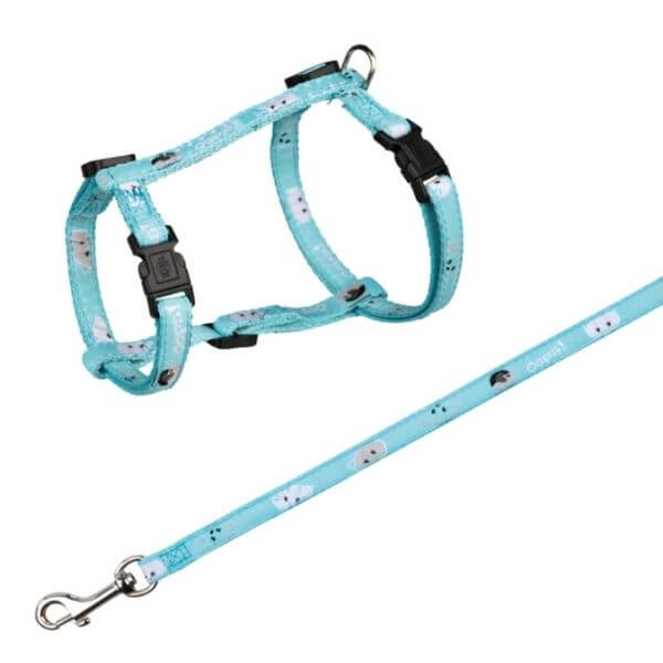 Trixie Mimi Cat Harness with Lead from the pet parlour dublin