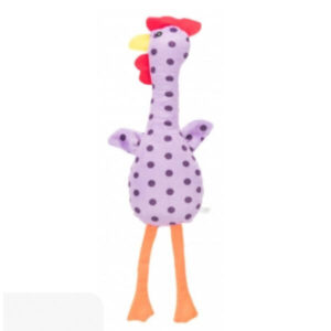Trixie Plush Chicken Toy from The Pet Parlour Dublin