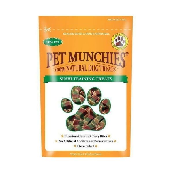 Pet Munchies Sushi Training Treats The Pet Parlour Dublin