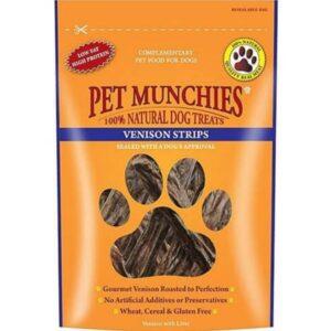Pet Munchies Venison Strips The Pet Parlour Dublin