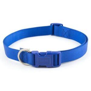 Ancol Dog Collar Blue the pet parlour dublin