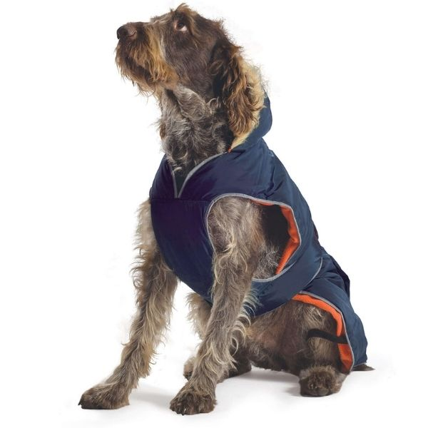 Ancol Parka Coat for Dogs from The Pet Parlour Dublin