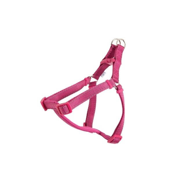 Ancol padded dog harness pink the pet parlour dublin