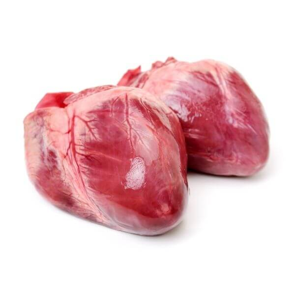 Beef Heart Chunks From The Pet Parlour Dublin