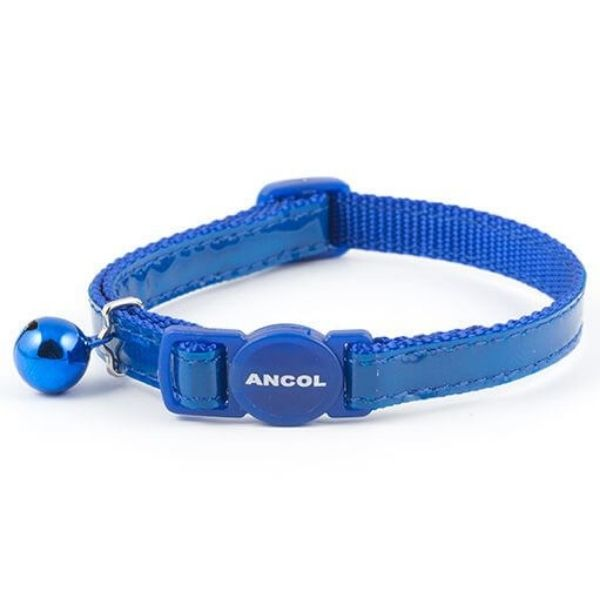 Ancol Reflective Blue Cat Collar From The Pet Parlour Dublin